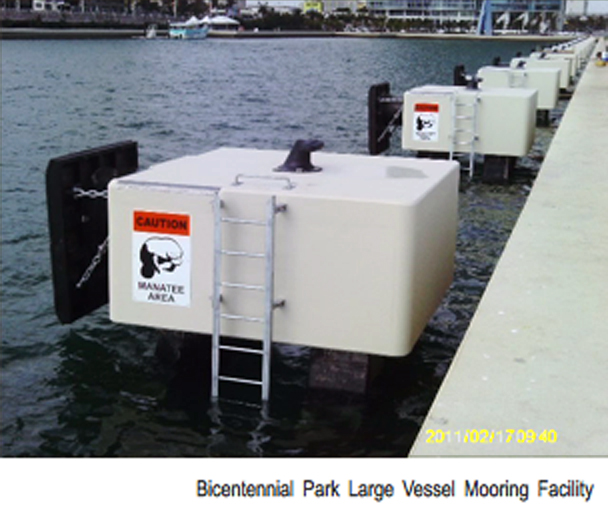 Water Quality Monitoring Bicentennial Park Large Vessel Mooring Facility
